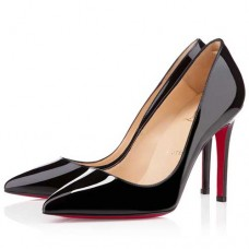 Christian Louboutin Women's Pigalle 100mm Pumps Black