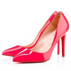 Christian Louboutin Women's Pigalle 100mm Pumps Red