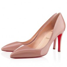 Christian Louboutin Women's Pigalle 80mm Pumps Nude