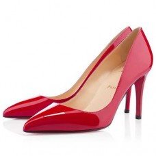 Christian Louboutin Women's Pigalle 80mm Pumps Red
